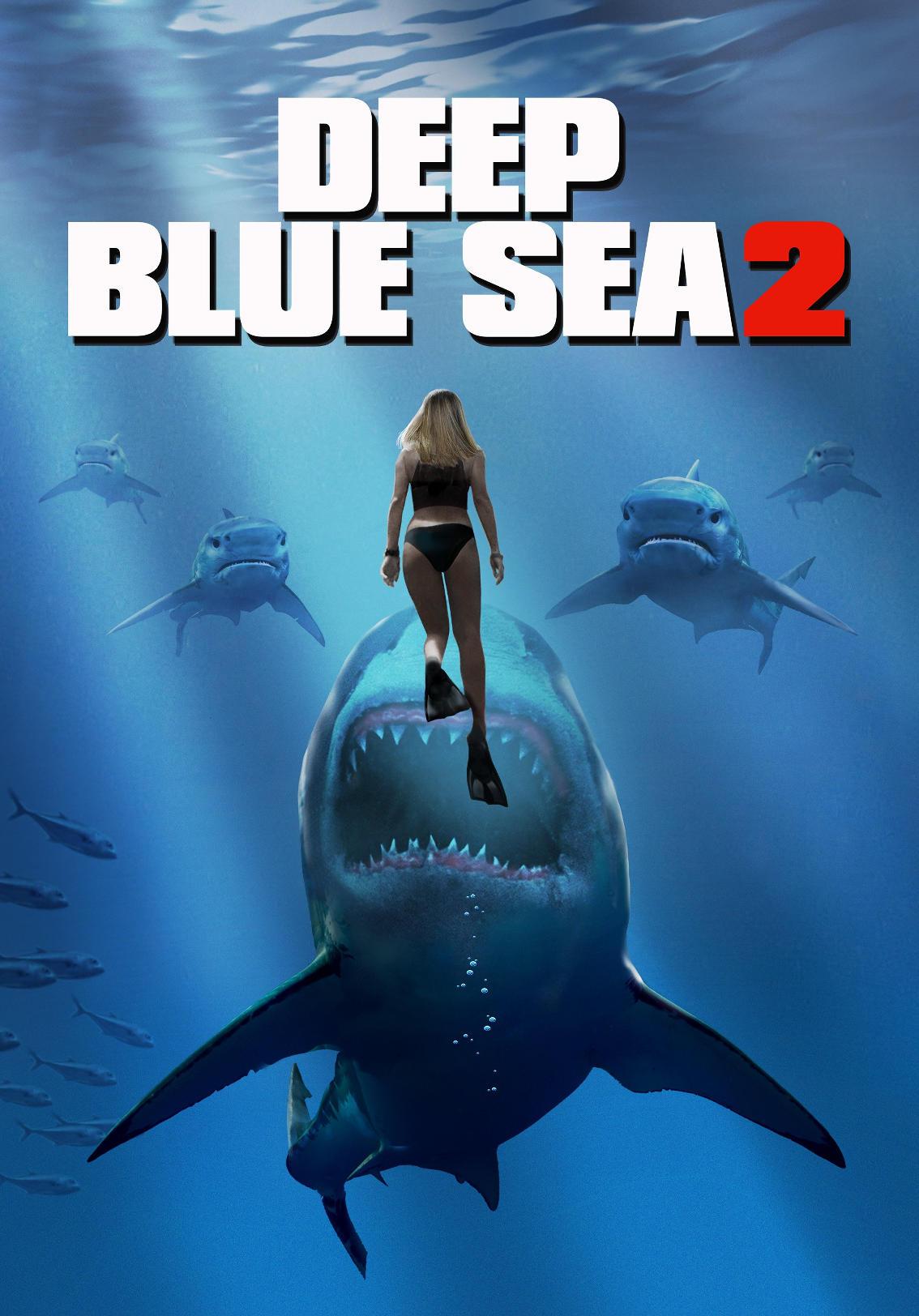 Deep Blue Sea 2 (2018)   Kaleidescape Movie Store