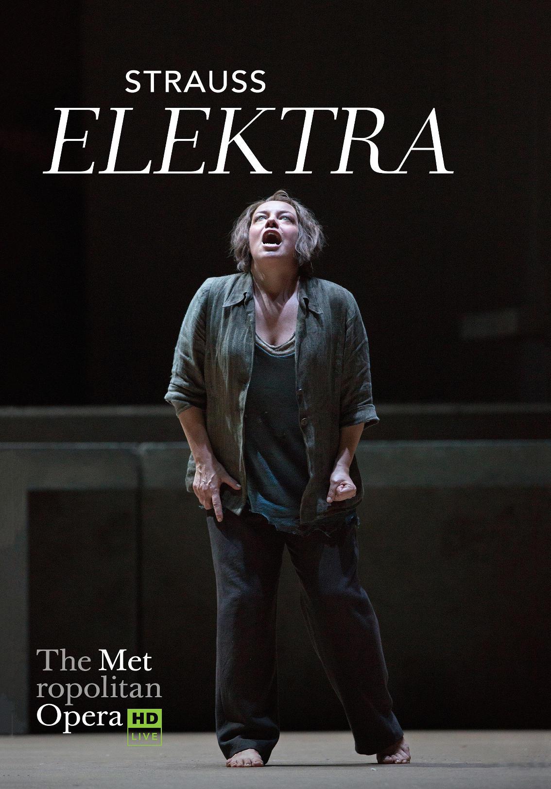 Strauss: Elektra (2016) | Kaleidescape Movie Store